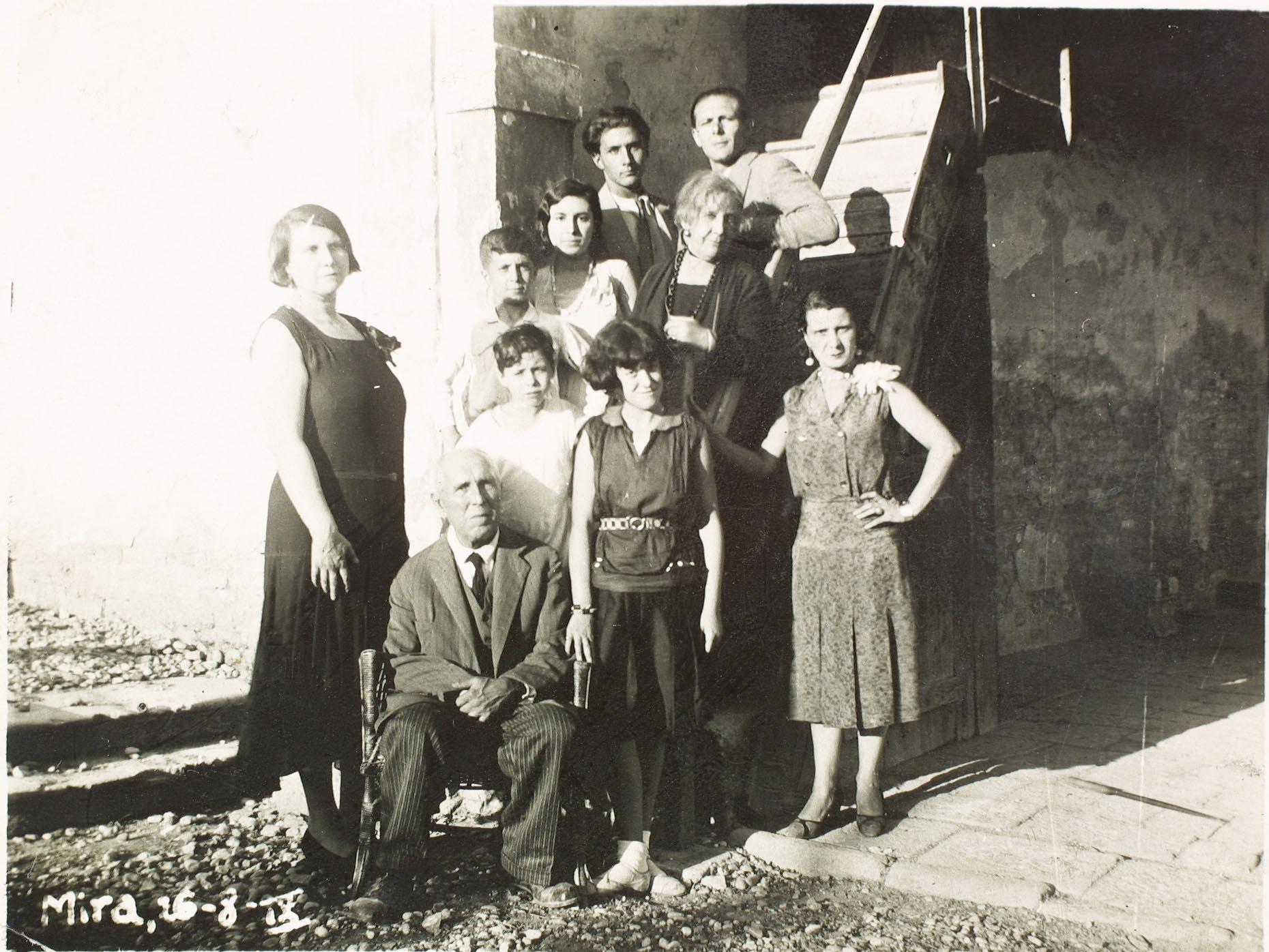 Famiglia Pastori Sisto